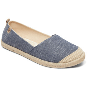 Roxy Flora II Shoes Women blue indigo